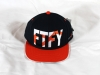 Flatty Fitty Snap Back